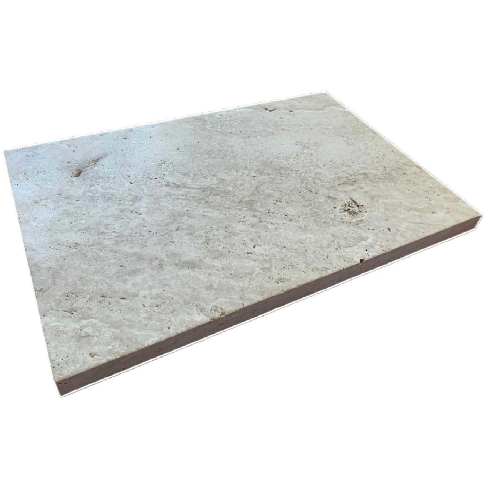 610 x 406 x 30mm Travertine Natural Stone Paver
