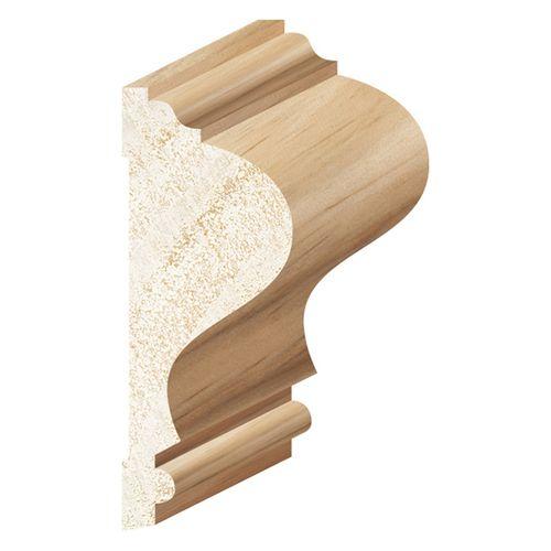 Porta 65 x 25mm 3.0m Clear Pine Georgian Chair Rail Moulding