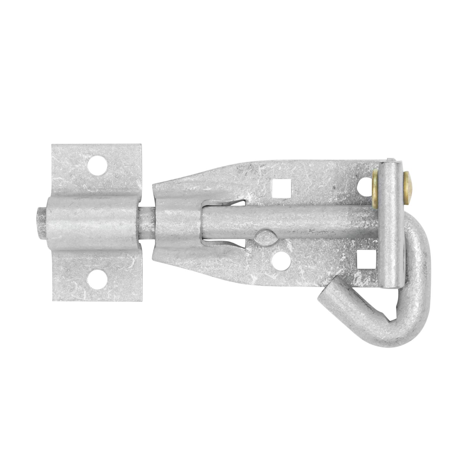 Pinnacle 100 x 10mm Galvanised Steel High Security Padbolt