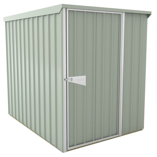 Duratuf Sentry 1.5 x 2.0m Mist Green Lean-To Shed