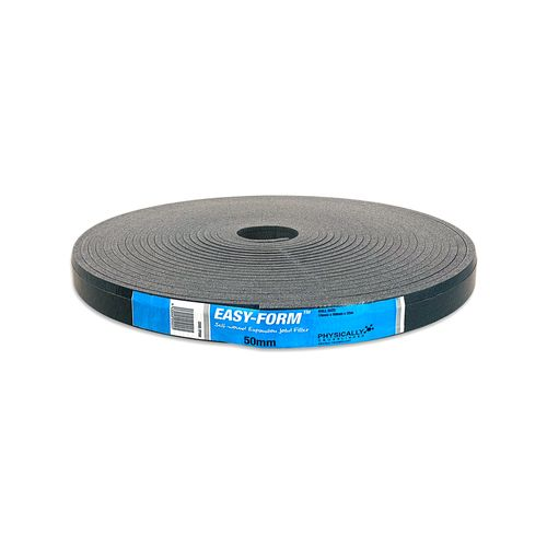 Masons™ 10mm x 50mm x 25m Expansion Joint Easy Form