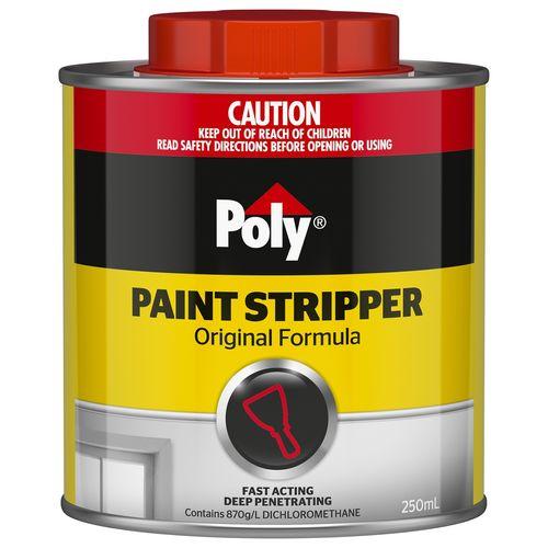 Poly 250ml Paint Stripper