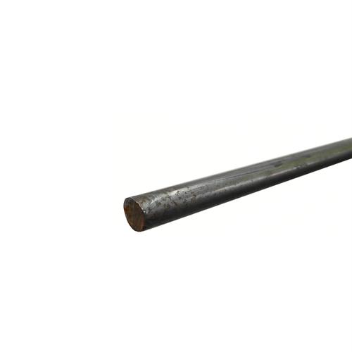 Australian Handyman Supplies 12mm x 2m Black Steel Round Bar
