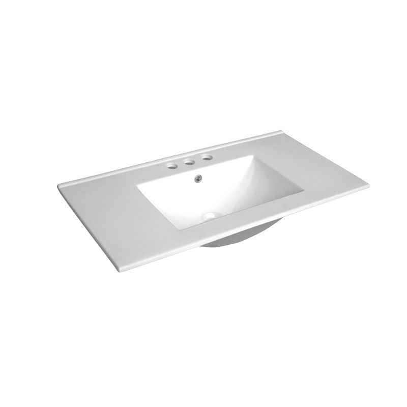Cadenza 900mm Ceramic Basin Only 3TH