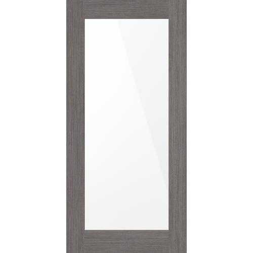 inBuilt 25mm 2100 x 1000mm Marseille Shaker Single-Sided Mirror Barn Door