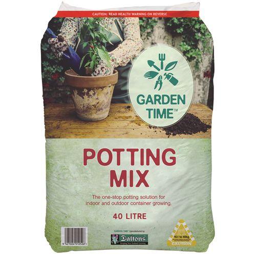 Daltons 40L Garden Time Potting Mix