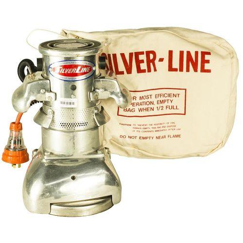 Silverline 175mm Floor Edger - 24hr