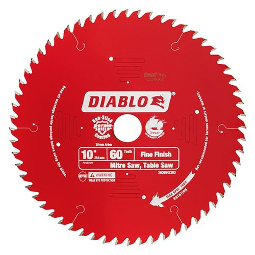 "Diablo 254mm 10"" Mitre Saw Blade"