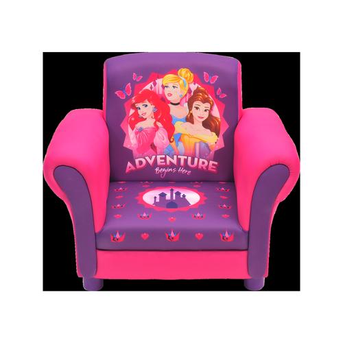 Disney Princess Kids Upholstered Chair