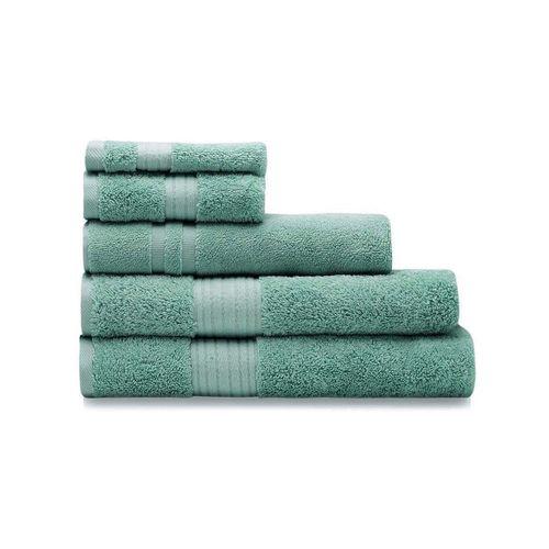MyHouse Celene Luxury Bath Sheet Pine