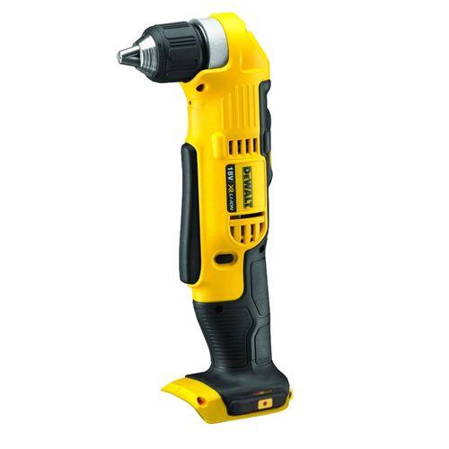 DeWALT 18V XR Right Angle Drill - Skin Only
