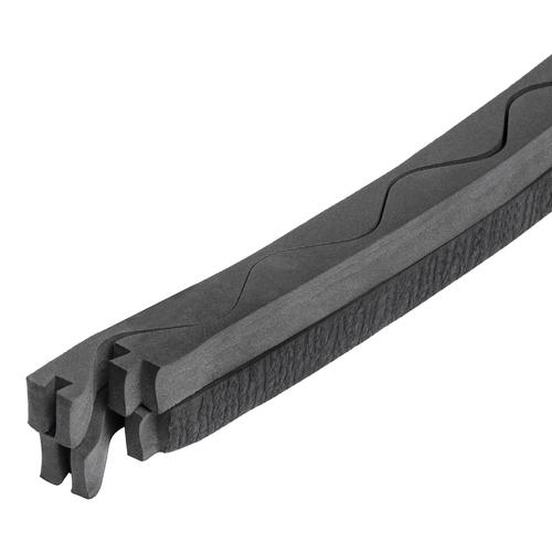 Suntuf Black Corrugated Foam Infill - 4 pack