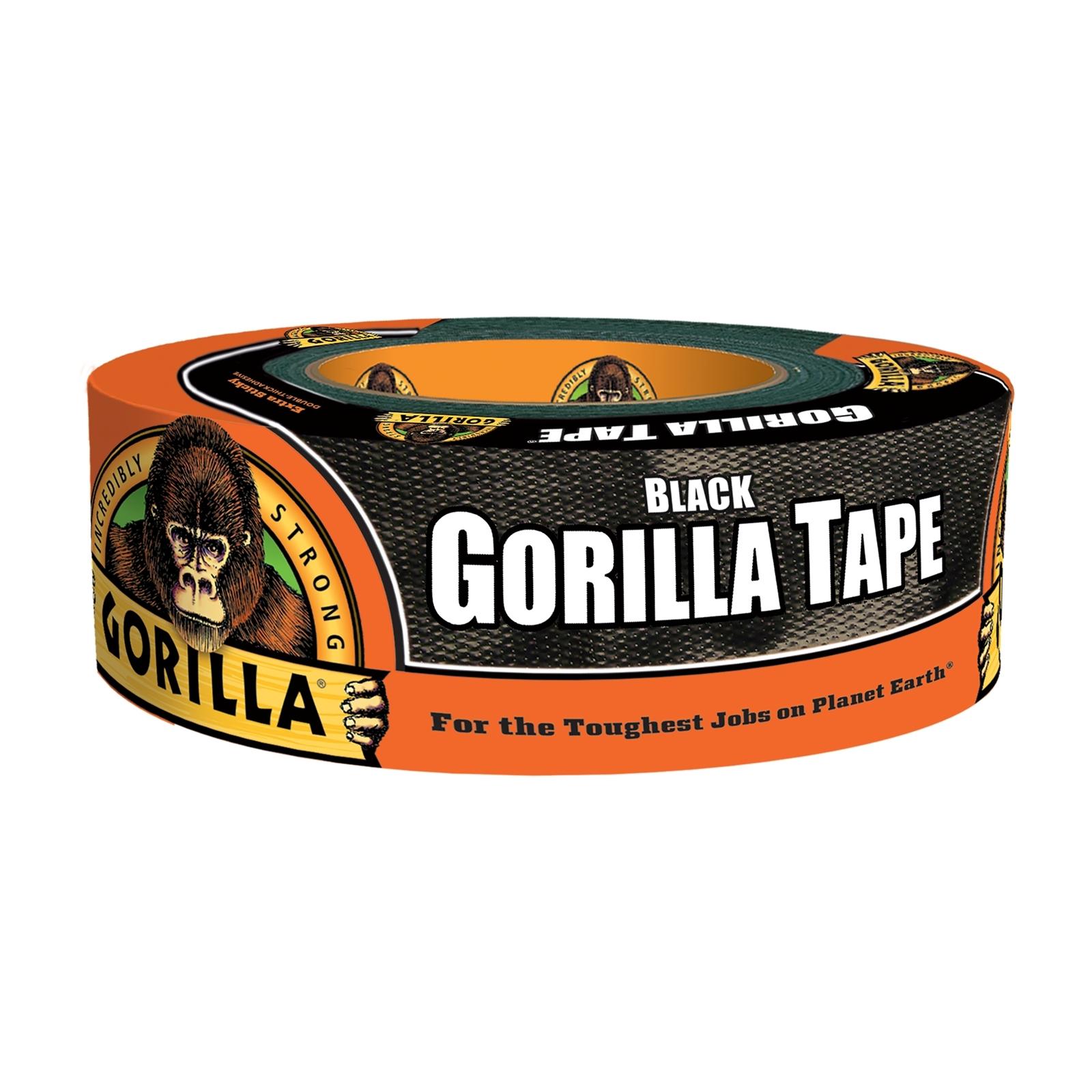 Gorilla 32m Black Cloth Tape