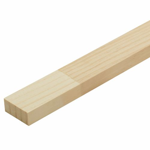 40 x 18mm 2.7m Untreated Finger Jointed Pine D4S