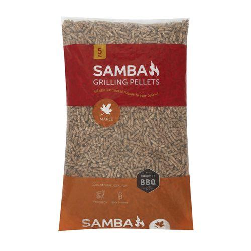 Samba 4.9kg Maple Grilling Pellets