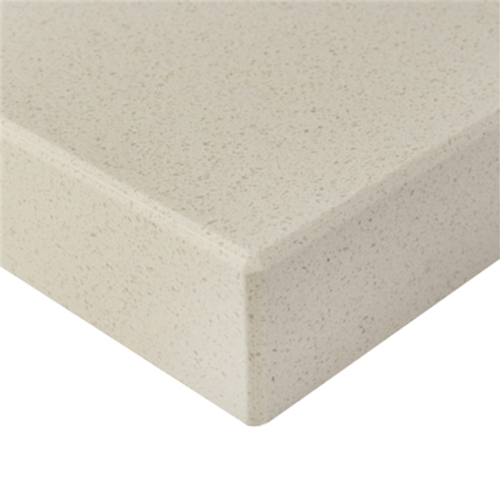 Essential Stone 40mm Square Savvy Stone Benchtop - Latte
