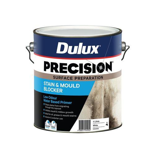 Dulux 4L PRECISION Stain & Mould Blocker