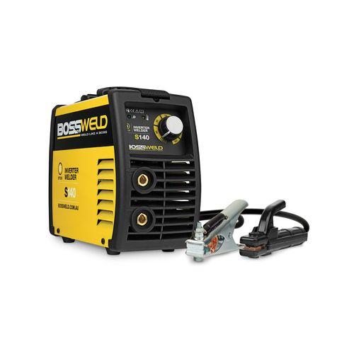 Bossweld 140 Amp S140 Stick Arc Inverter Welder