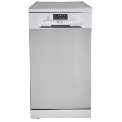 Bellini 45cm Stainless Steel 9 Place Setting 6 Programs Dishwasher
