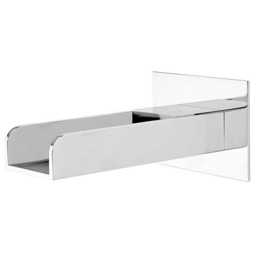Foreno Chrome Open Bath Spout