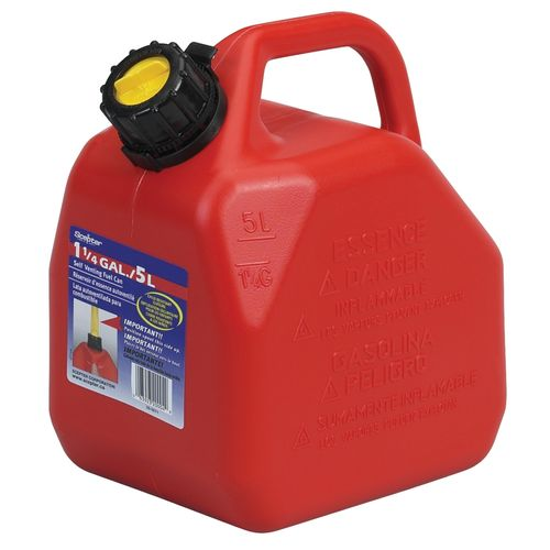Scepter 5L Red Fuel Can