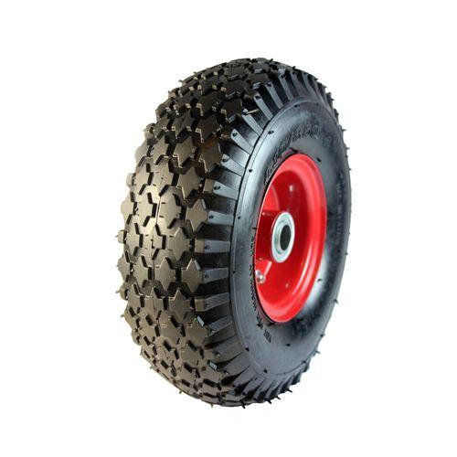 EHI Wheel Pneumatic Nylon 3/4 Brg  3.5x4in