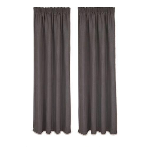 Home Profile 1.5 - 2.3 x 1.6m Berlin Triple Weave Curtain
