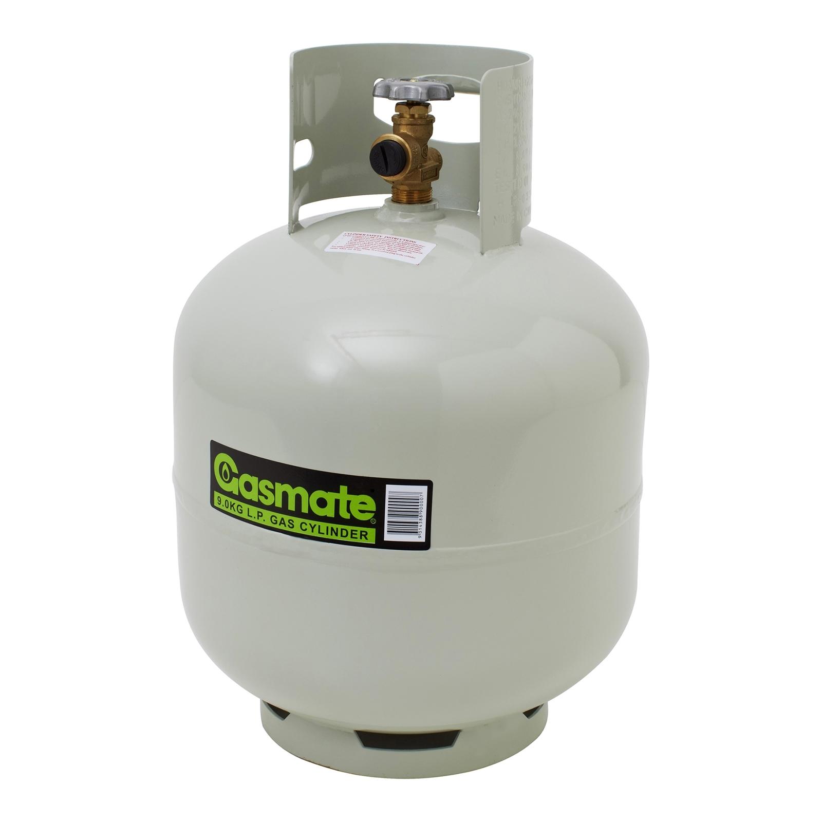 Gasmate POL Gas Cylinder - 8.5kg