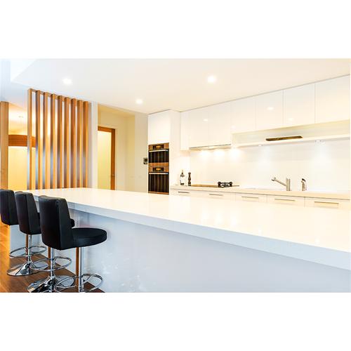 Bellessi 650 x 595 x 5mm Glass Filler Panel - Winter Breeze