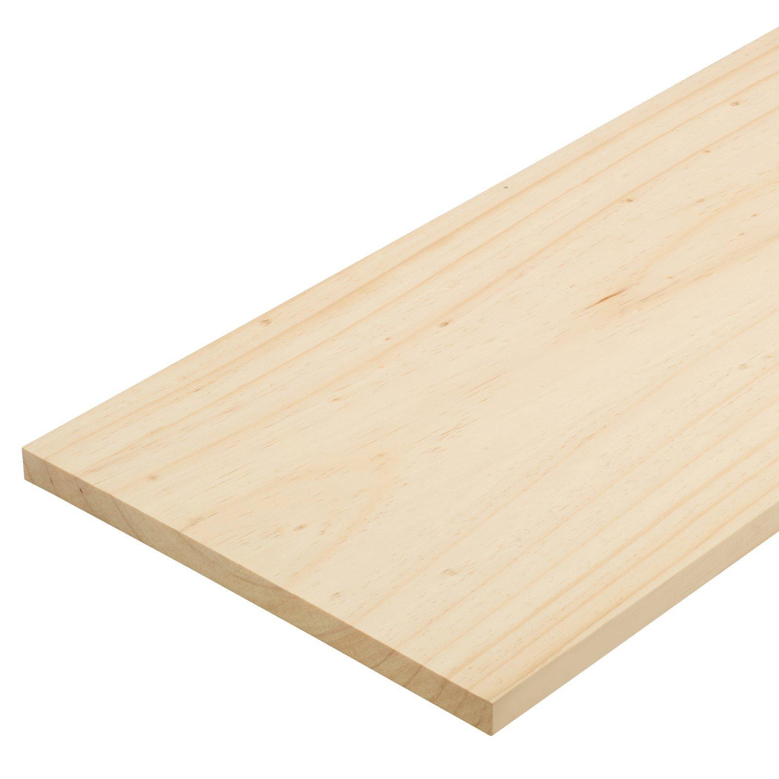 280 x 18mm 2.4m D4S Premium Untreated Pine