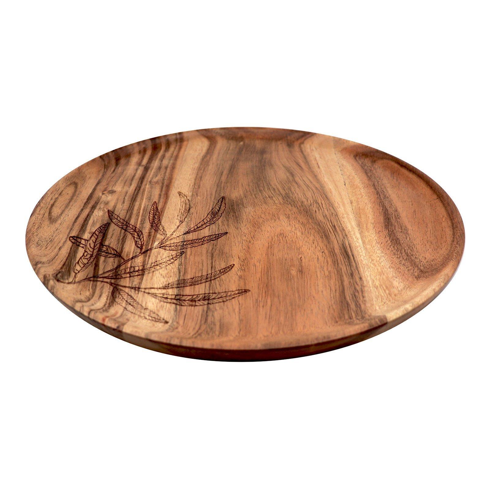 Acacia Platter - Gumleaf