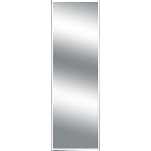 Bedford 595 x 1875 x 35cm White Glass Wardrobe Unit Door
