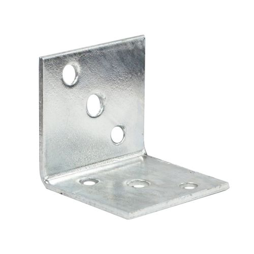 Carinya 75 x 75 x 75 x 4mm Zinc Plated Angle Bracket