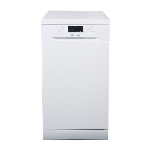 Bellini 45cm White 9 Place Setting 6 Programs Dishwasher