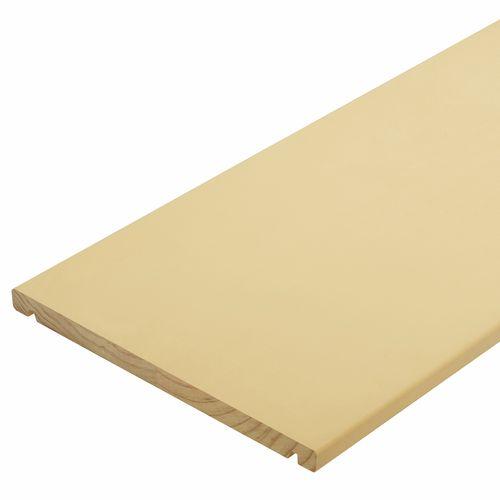 280 x 18mm H3.1 Pre Primed Finger Jointed Pine Fascia Board - Per Linear Metre