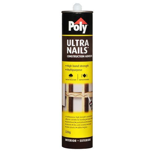 Poly 320g Ultra Nails Construction Adhesive