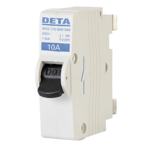Deta 10Amp Plug In Circuit Breaker