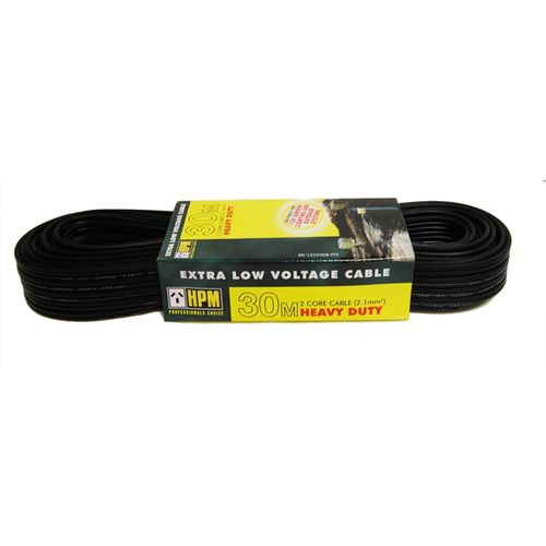 HPM Garden Lighting Cable 30m