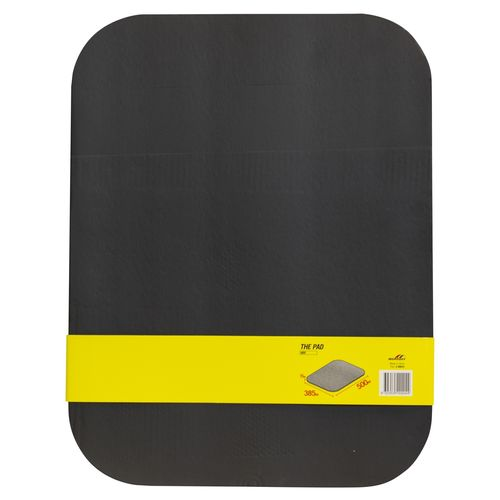 Moroday 500 x 385 x 15mm Black The Pad