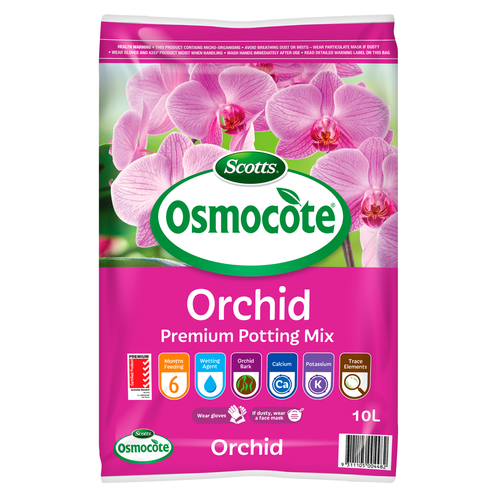 Scotts Osmocote 10L Orchid Premium Potting Mix