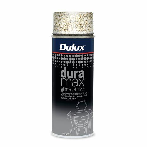 Dulux 300g Duramax Gold Glitter Spray Paint