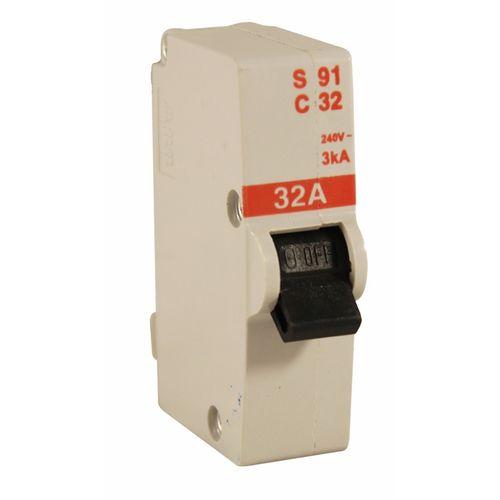HPM 32A Plug In Circuit Breaker