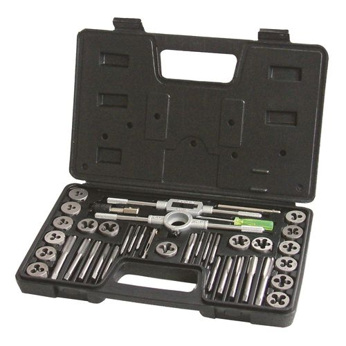 Frost 40 Piece Metric Tap And Die Set