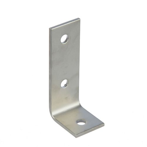 BOWMAC BS51 No Gusset Stainless Steel Angle Bracket