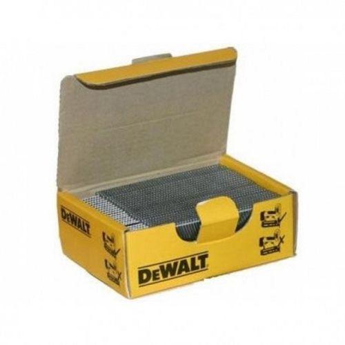 DeWALT 32mm 20° 16 gauge Collated Nail - 2500 Pack