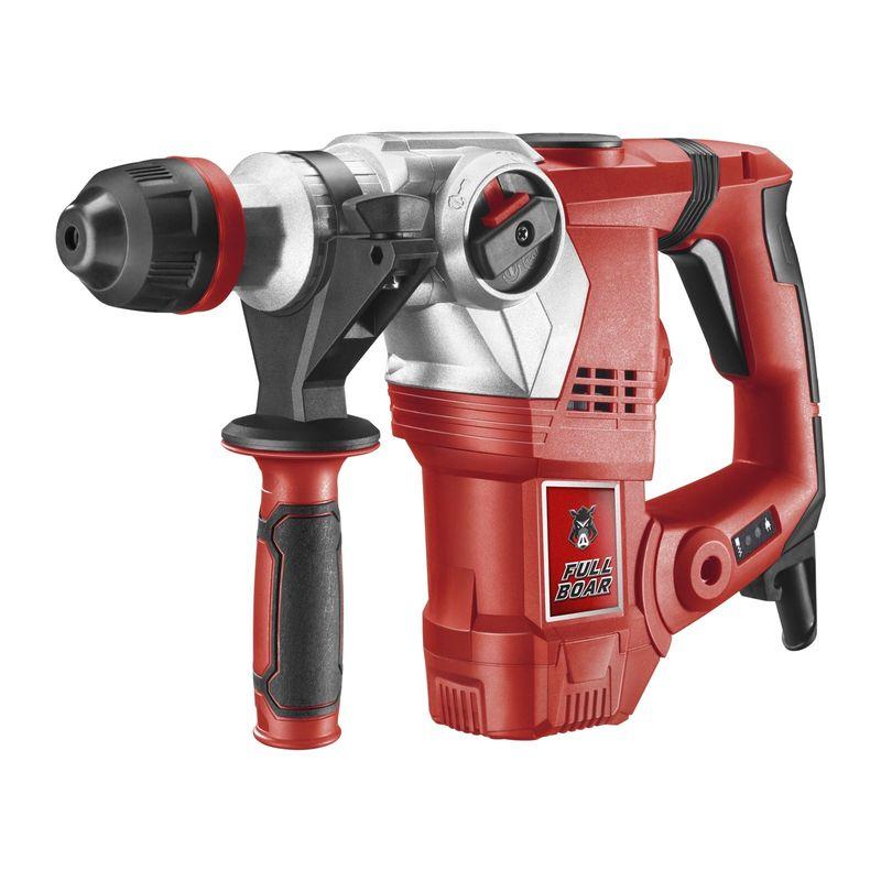 1250W 5kg Rotary Hammer Drill Kit