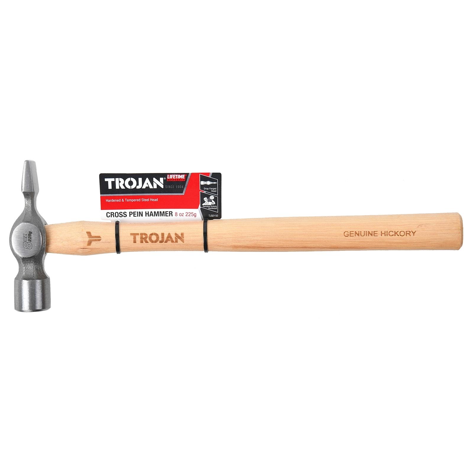 Trojan 8oz 225g Cross Pein Hammer