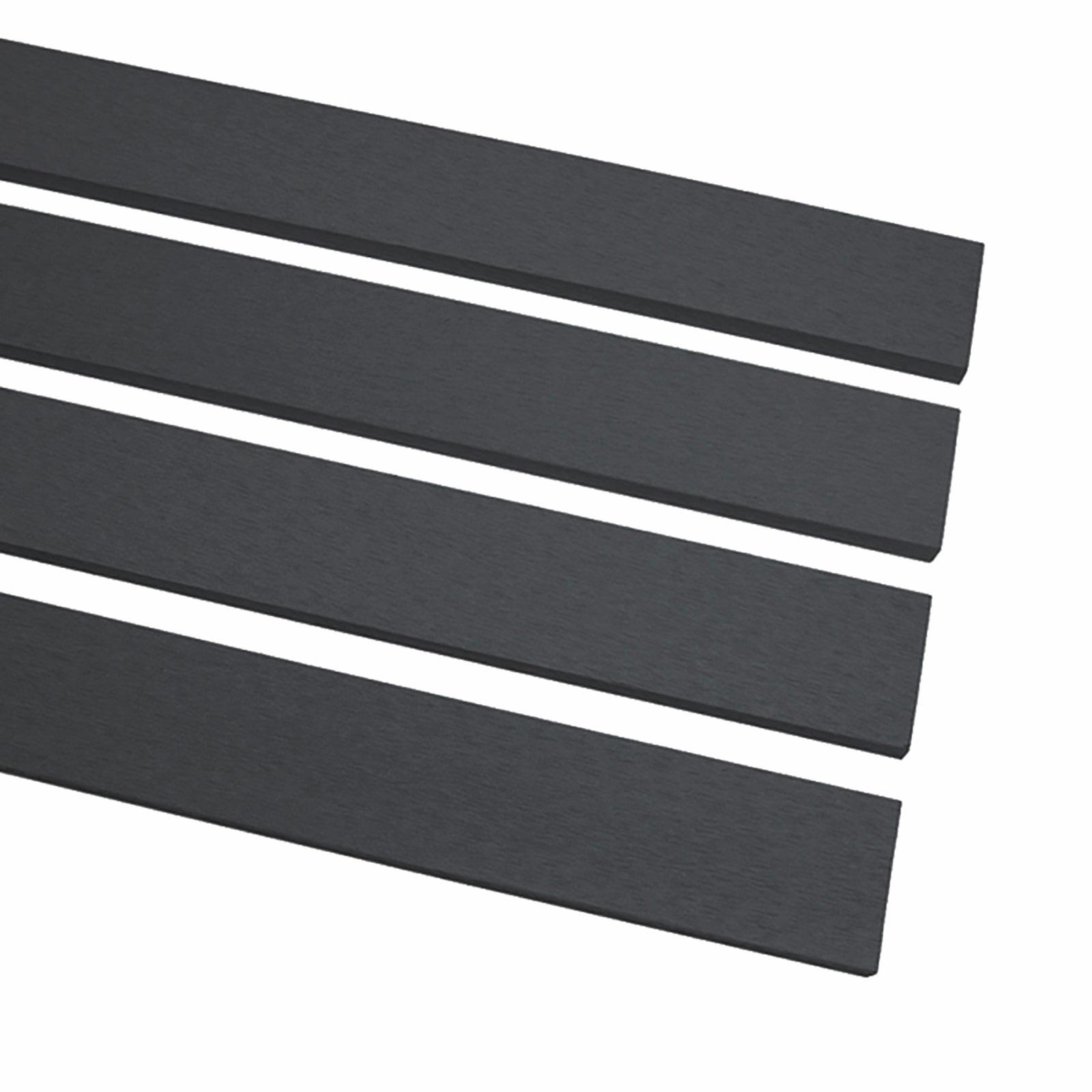 Ekodeck 67 x 15mm 2.7m Greystone Composite Screening