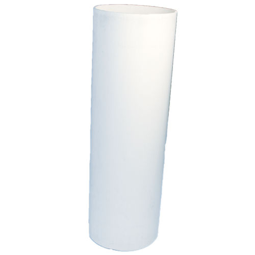 Icon 65mm x 3m PVC Round Len Downpipe