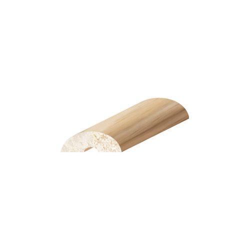 Porta 18 x 6mm 2.4m Tasmanian Oak Half Round Flybead Moulding